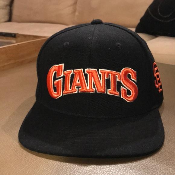 da03e5143dbaf8 American Needle Accessories | San Francisco Giants Snapback Hat ...